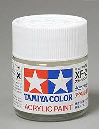 amazon com tamiya models x 12 mini acrylic paint 10 ml 1 3 oz