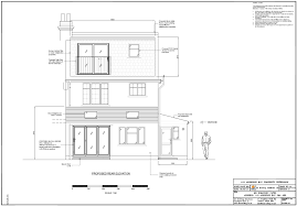 Dormer Extension Plans Planning Permission Aa Drafting Solutions