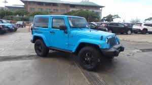 jeep sahara 2016 blue new 2017 jeep wrangler sahara sport utility in honolulu wj17269
