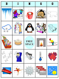 The Bingo Barn Printable Winter Bingo 54 Bingo Cards Download This By Bigdandme