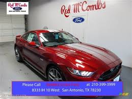 2016 ruby red metallic ford mustang gt premium coupe 108230546