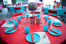 dr seuss centerpieces birthday dr seuss birthday party ideas photo 4 of 33