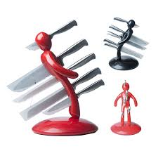 creative kitchen knives 5ps set voodoo doll creative design kitchen knives joseph through