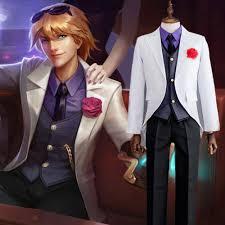 blazer halloween costume aliexpress com buy lol cosplay costume the prodigal explorer
