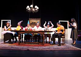 The Dining Room Ar Gurney November 2016 Stage Struck Review