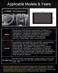nissan versa usb android ownice c500 ol 7002f android 6 0 car navigation with dvr