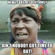 New Year New Me Meme - spoiler a new year does not mean a new you