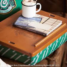 Lap Desk With Storage Compartment Harry Potter Superstorage Lapdesk Slytherin Pbteen