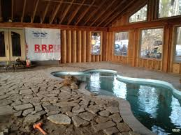 Landscaping Around Pools by Flagstone Around Pool Breck Outdoor Services And Landscaping