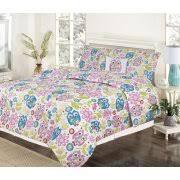Owl Queen Comforter Set Owl Bedding