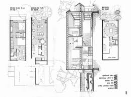 house plan enchanting narrow row house plans photos best