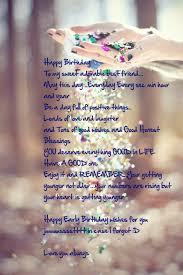 happy birthday wishes to a best friend poem best happy birthday wishes