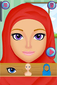 hijab muslim dress up games android apps on google play