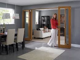 Sliding Kitchen Doors Interior Best 25 Interior Folding Doors Ideas On Bifold