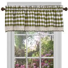 Valance Window Treatments by Window Scarves U0026 Valances Window Treatments The Home Depot
