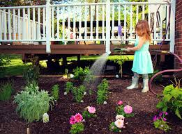 our first garden how to plant a cutting garden with your kids