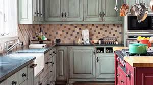 white kitchen with distressed cabinets tired of your white cabinets and the country