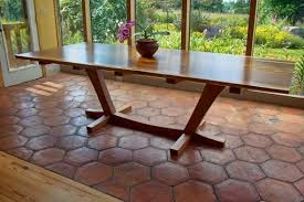 Redwood Dining Table Handmade Salvaged Redwood Slab Dining Table By Thomas Lutz Design