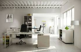 modern office layout with stylish and free design for maximizing