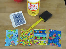 sew many ways tool time tuesday homemade playing cards