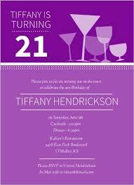 birthday invitation card 21st birthday invitations