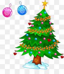 free rudolph tree clip color tree