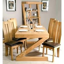 solid oak dining table and 6 chairs wooden dining table and chairs lesdonheures com