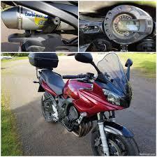 yamaha fz6 s abs 600 cm 2007 uurainen motorcycle nettimoto