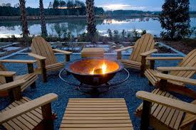 Cast Iron Firepits by Metal And Steel Fire Pit Options Hgtv