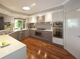 U Shaped Kitchen Designs For Small Kitchens The U Shaped Or One Cook Kitchen Design Explained Builder Norma