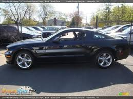 2009 Black Mustang Gt 2009 Ford Mustang Gt Cs Specs Car Autos Gallery
