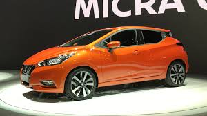 nissan micra 2017 video 2017 nissan micra at the paris motor show