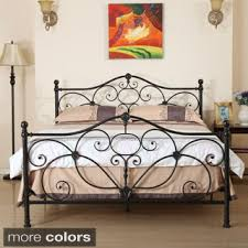 home alpine queen metal bed by ashley furniture b365 luxury iron