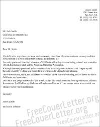 investment broker cover letter