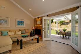 home design amusing vaulted ceiling ideas with french door and