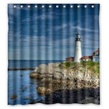 Lighthouse Window Curtains Fabulous Lighthouse Window Curtains Inspiration With Get