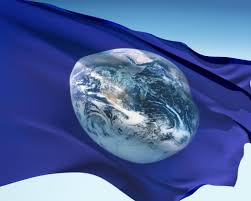 display your earth day flag on april 22nd