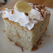 coconut tres leches cake the kitchen prep recipes pinterest