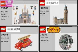 lego volkswagen beetle rumor mill u2013 71040 disneyworlds cinderella castle and 10252 vw