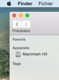 afficher disque dur bureau mac afficher ou masquer le disque dur du mac sur le bureau