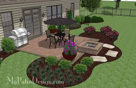 Outdoor Patio Landscaping Landscaping Around A Square Patio Google Search U2026 Pinteres U2026