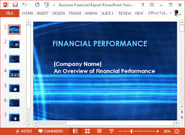 powerpoint design vorlage free business finanzbericht powerpoint vorlage