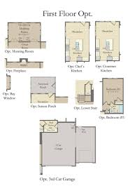 stonehaven home plan by dan ryan builders in magnolia signature at floor plans