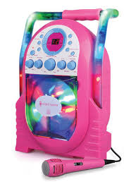 singing machine with disco lights the singing machine portable karaoke system with led disco lights