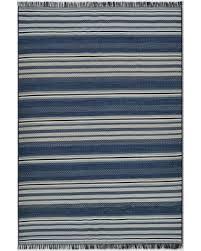 Outdoor Rug 9 X 12 Deals On Global Stripe Blue Outdoor Rug 9 X12 Threshold