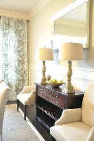 Hallway Table And Mirror Front Hall Table And Mirror Entry With Matching Dining Room Lamps