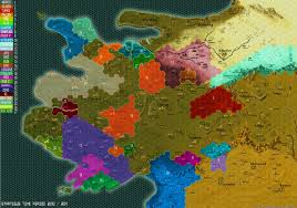 mount and blade map crpg strategus hexagonal grid at mount blade nexus mods and