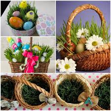 decorating easter baskets easter basket crafts create your personal easter decorations