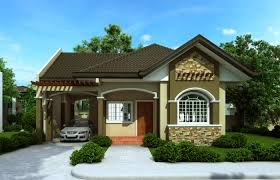 Free Estimate Of Small Bungalow House Bahay Ofw Affordable House Design Ideas Philippines