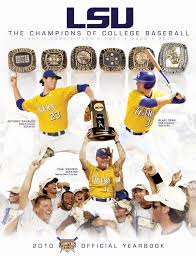 national loon 1964 yearbook 2010 lsu baseball official yearbook by lsu athletics issuu